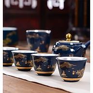 Chén Bạc uống trà Sơn Thủy thumbnail