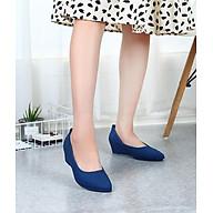Giày búp bê nữ size chuẩn nhiều màu V196 thumbnail