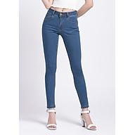 Quần Jean Dài Nữ Miss World Jeans JO19150001-BL thumbnail