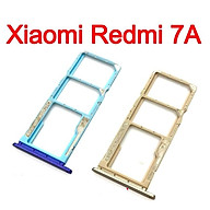 Khay Sim Thẻ Nhớ CHo Xiaomi Redmi 7A Linh Kiện Thay Thế thumbnail