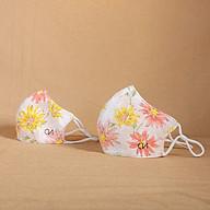 Khẩu Trang Hoa Cúc Plus Duy Ngọc Cao Cấp - BST CẢM HỨNG MÙA XUÂN (9998) thumbnail