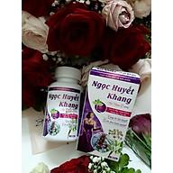 Sản phẩm chăm sóc sức khỏe Ngọc Huyết Khang- đẹp da giữ dáng thumbnail