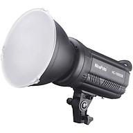 Đèn video LED NiceFoto HC-1000SB COB - Hàng chính hãng thumbnail