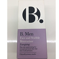 Kem dưỡng cho nam B Men Face and Stubble Moisturiser - 50ml (Bill Anh) thumbnail