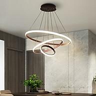 Đèn chùm thả trần thiết kế hiện đại trang trí phòng khách thumbnail