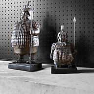 Decor trang trí để bàn - Bộ đôi lính canh phong thủy thumbnail