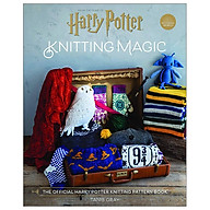 Harry Potter Knitting Magic The Official Harry Potter Knitting Pattern Book thumbnail