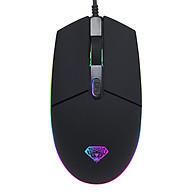 Chuột game thủ Divipad G102 Led RGB DPI 2400 - Hàng nhập khẩu thumbnail