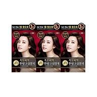 REEN Black Secret Plan Cream Black Brown 120ml x 3P thumbnail