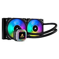 Tản nhiệt nước Corsair Hydro Series CW-9060039-WW H100i RGB PLATINUM - FAN 120mm - Hàng chính hãng thumbnail