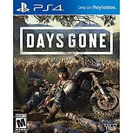 Đĩa game Days Gone cho PS4 - Hàng Nhập Khẩu thumbnail