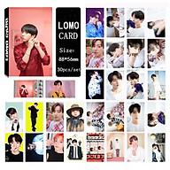 Lomo card JungKook BTS Map of the Soul thumbnail
