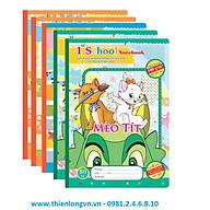 5 quyển vở 4 ô ly Chích Bông 80 trang TP056 thumbnail