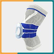 Bảo vệ đầu gối đệm silicon cao cấp Boer 7727 giảm chấn thương khi chơi bóng đá - Hàng chính hãng thumbnail