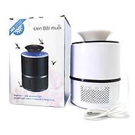 Máy bắt muỗi bóng đèn LED thông minh đầu cắm tiện dụng, nhẹ nhàng khi di chuyển (màu ngẫu nhiên) thumbnail