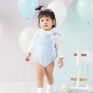 Quần yếm bé gái Chubby Chaiko House YC01 thumbnail
