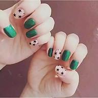 Bộ 24 móng tay giả nail thời trang (như hình-M148) thumbnail
