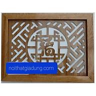 Tấm Ám Khói Bàn Thờ chữ PHÚC tiếng Hán thumbnail