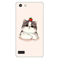 Ốp lưng dẻo cho Oppo Neo 7 _Cat 05 thumbnail
