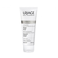Gel Rửa Mặt Uriage Depiderm Mousse Nettoyante Eclat (100 ml) thumbnail