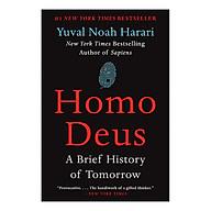 Homo Deus A Brief History Of Tomorrow (Khổ thường) thumbnail