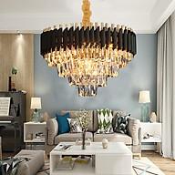 Đèn chùm pha lê MOGA trang trí nội thất hiện đại sang trọng thumbnail