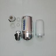 Lọc nước đầu vòi, tặng kèm 1 lõi - Hàng chính hãng thumbnail