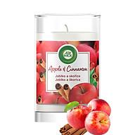 Ly nến thơm tinh dầu Air Wick Apple Cinnamon 310g XXL QT06525 - hương táo, quế thumbnail