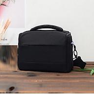 Túi đựng máy ảnh thời trang K883 - Xám thumbnail