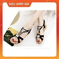 Sandal nữ đế thấp Dép sandal du lịch thumbnail