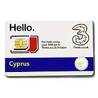 Sim du lịch Cyprus 4g tốc độ cao thumbnail
