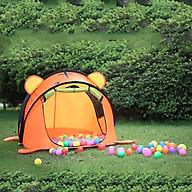 Lều chơi cho bé tự bung, chơi nhà bóng, đi cắm trại,công viên có túi đựng thumbnail