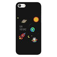 Ốp lưng dẻo cho điện thoại Apple iPhone 5 5s _0510 SPACE06 - Hàng Chính Hãng thumbnail