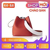 Túi đeo chéo Find Kapoor Pingo Bag 20 Basic FBPB20ODX98S01 - màu cam đỏ thumbnail