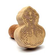 Dấu triện Ngọc Hoàng 7.5 cm gỗ thumbnail