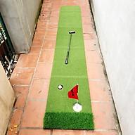 Thảm tập Putting golf tại nhà ECO-GP001 2 lựa chọn, phù hợp mọi không gian, chất lượng tốt. thumbnail