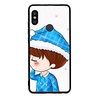 Ốp lưng viền TPU cho điện thoại Xiaomi Redmi Note 5 Pro - Couple Boy 10 thumbnail