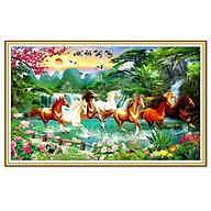 Tranh mã đáo dán tường NewTM-0126K thumbnail