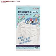 Găng tay cao su tự nhiên Towa hàng nội địa Nhật Bản made in Japan thumbnail