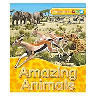 Explorers Amazing Animals thumbnail