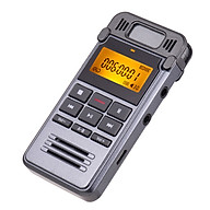 Professional Digital Voice Sound Recorder MP3 Music Player One-Button Recording Voice-Activated Support Recording thumbnail