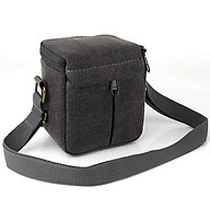 Túi vải kaki cho máy ảnh Mirroless Sony, Canon, Fuji- Hàng nhập khẩu thumbnail