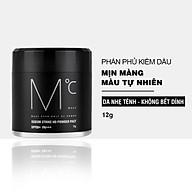 Phấn phủ màu tự nhiên Mdoc chính hãng Hàn Quốc dành cho nam 12g JN-MPP01 thumbnail