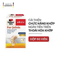 Thực Phẩm Chức Năng Viên Bổ Khớp DoppelHerz For Joints (60 viên) thumbnail