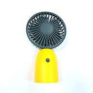 Quạt sạc tích điện cầm tay 6210 Mini Fan (3.5W) thumbnail