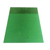 thảm tập golf 2D có cỏ vườn cao thumbnail