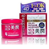 Gel dưỡng tái tạo và ngừa lão hóa da Platinum Label Nhật bản ( 175g) - HÀNG CHÍNH HÃNG thumbnail