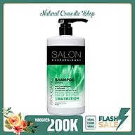 Dầu gội Salon Professional phục hồi và nuôi dưỡng tóc dành cho mái tóc yếu, dễ gãy rụng 1000ml thumbnail