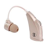 Máy trợ thính siêu nhỏ vành tai Model 2019 Mimitakara (JAPAN) DP-6B7 (Vàng) (2 nụ tai nghe) thumbnail