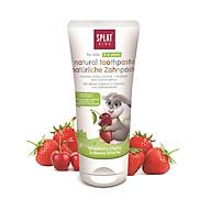 Kem đánh răng SPLAT Wild Strawberry-Cherry cho trẻ em 2-6 tuổi (hương dâu rừng - anh đào)(55ml) thumbnail